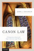 Cover for Canon Law