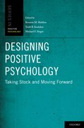 Cover for Designing Positive Psychology