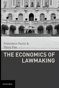 Cover for The Economics of Lawmaking