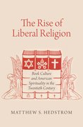 Cover for The Rise of Liberal Religion
