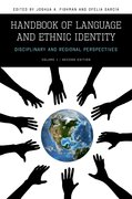 Cover for Handbook of Language and Ethnic Identity