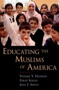 Cover for Educating the Muslims of America