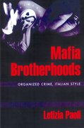 Cover for Mafia Brotherhoods