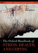 Cover for The Oxford Handbook of Stress, Health, and Coping