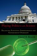 Cover for Playing Politics with Science