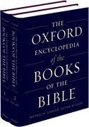 Cover for The Oxford Encyclopedia of the Books of the Bible
