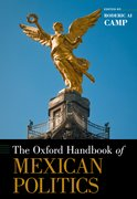 Cover for The Oxford Handbook of Mexican Politics