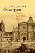 Cover for Colonial Counterpoint