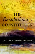 Cover for The Revolutionary Constitution
