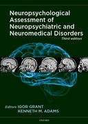 Cover for Neuropsychological Assessment of Neuropsychiatric and Neuromedical Disorders