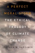 Cover for A Perfect Moral Storm