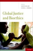 Cover for Global Justice and Bioethics