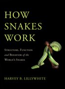 Cover for How Snakes Work