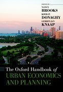 Cover for The Oxford Handbook of Urban Economics and Planning