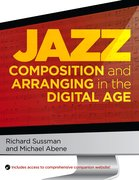 Cover for Jazz Composition and Arranging in the Digital Age