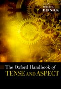 Cover for The Oxford Handbook of Tense and Aspect