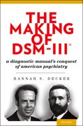 Cover for The Making of DSM-III