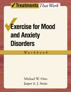 Cover for Exercise for Mood and Anxiety Disorders