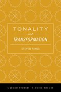 Cover for Tonality and Transformation