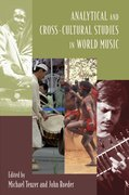 Cover for Analytical and Cross-Cultural Studies in World Music