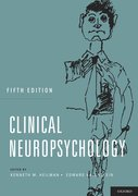 Cover for Clinical Neuropsychology