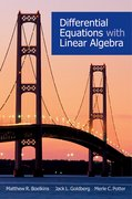 Cover for Differential Equations with Linear Algebra