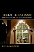 Cover for The Faith Next Door