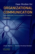 Cover for Case Studies for Organizational Communication