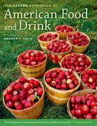 Cover for The Oxford Companion to American Food and Drink