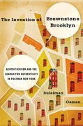 Cover for The Invention of Brownstone Brooklyn