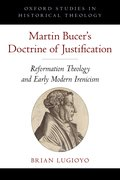 Cover for Martin Bucer
