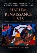 Cover for Harlem Renaissance Lives