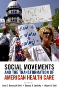 Cover for Social Movements and the Transformation of American Health Care