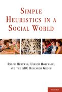 Cover for Simple Heuristics in a Social World