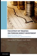 Cover for The Effect of Treaties on Foreign Direct Investment