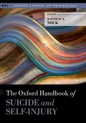 Cover for The Oxford Handbook of Suicide and Self-Injury
