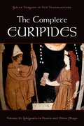 Cover for The Complete Euripides Volume II Electra and Other Plays
