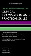 Cover for Oxford American Handbook of Clinical Examination and Practical Skills