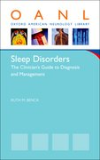 Cover for Sleep Disorders: The Clinician