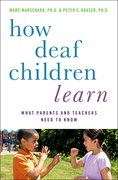 Cover for How Deaf Children Learn