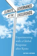 Cover for Climate Governance at the Crossroads