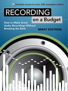 Cover for Recording on a Budget
