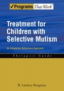 Cover for Treatment for Children with Selective Mutism