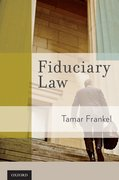 Cover for Fiduciary Law
