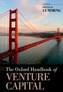 Cover for The Oxford Handbook of Venture Capital