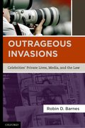 Cover for Outrageous Invasions