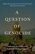 Cover for A Question of Genocide