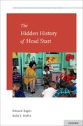 Cover for The Hidden History of Head Start