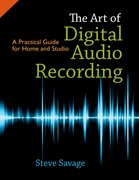 Cover for The Art of Digital Audio Recording
