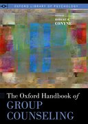 Cover for The Oxford Handbook of Group Counseling